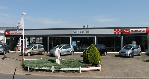 Autobedrijf Schlichter - Werkplaats